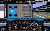 Indianapolis 500: The Simulation DOS Pit stop (CGA w/Composite Monitor)
