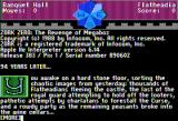 Zork Zero: The Revenge of Megaboz Apple II Zork Zero release 383