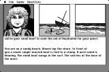 Dragonworld Macintosh Game start