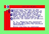 The Fellowship of the Ring Amstrad CPC Basic game
