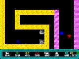 Planet of Shades ZX Spectrum An enemy base has been destroyed