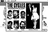 The Cycles: International Grand Prix Racing Macintosh About