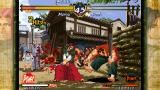 The Last Blade Windows Characters can be killed at the end of the match if the final attack fulfills specific criteria. This causes a special blood animation to pop up, before the enemy collapses and dies.