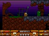 Beavers Amiga CD32 Frankensteins beavers