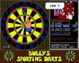 Bully's Sporting Darts Amiga 180 points in one turn