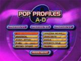 Pepsi Chart Music Quiz: Play The World's First Pop Music Quiz On DVD DVD Player Pop Profiles: There are three menu screens like this