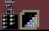Puzznic Atari ST The first puzzle should be straightforward