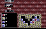 Puzznic Atari ST Each puzzle has a different shape
