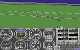 Scenery Disk 11 Commodore 64 Detroit, MI - Willow Run