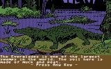 The Spy's Adventures in North America Commodore 64 Everglades