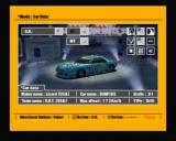 R4 Ridge Racer Type 4 PlayStation Prepping for the Grand Prix, select automatic or manual transmission on your car
