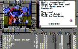 The Bard's Tale II: The Destiny Knight DOS The bar (CGA w/Composite Monitor)
