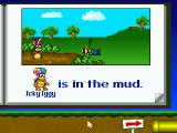 Mario's Early Years: Fun With Letters DOS Icky Iggy