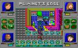 Planet's Edge: The Point of no Return DOS The game has a lot of such laboratories and scientists conducting experiments. For some reason I dropped my best weapon and armor