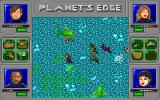 Planet's Edge: The Point of no Return DOS ...and fight assorted fishes and other people