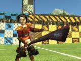 Harry Potter: Quidditch World Cup Windows Harry himself welcomes you to the game.