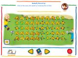 Caillou Alphabet Windows Butterfly Round Up