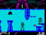 Thundercats ZX Spectrum When your sword is charged up you can shoot fireballs from it