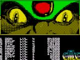 Thundercats ZX Spectrum Game Over
