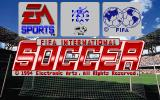 FIFA International Soccer DOS Title
