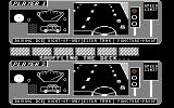 1000 Miler Commodore 64 Game start
