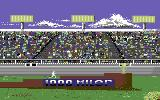 1000 Miler Commodore 64 Winning ceremony
