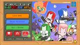 Castle Crashers: Remastered Xbox One Title screen