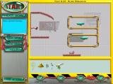 "Return of the Incredible Machine: Contraptions Windows An example of an ""easy"" puzzle"