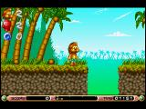 Brian the Lion Starring In: Rumble in the Jungle Amiga The Steamy Jungle (ECS Version)