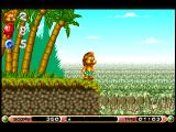 Brian the Lion Starring In: Rumble in the Jungle Amiga The Steamy Jungle (AGA Version)
