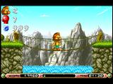 Brian the Lion Starring In: Rumble in the Jungle Amiga The Rocky Mountain (AGA Version)