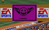 FIFA International Soccer DOS Electronic Display