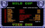 Wild Cup Soccer Amiga CD32 Preparation for the game