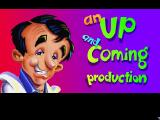 Leisure Suit Larry 6: Shape Up or Slip Out! Windows 3.x Title screen, part 1 (CD-ROM version)