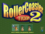 RollerCoaster Tycoon 2 Windows From here, you can start the setup or read the manual.