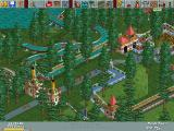RollerCoaster Tycoon Windows Diamond Heights