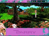 Leisure Suit Larry 6: Shape Up or Slip Out! Windows 3.x Larry explores the resort (CD-ROM version)