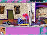 Leisure Suit Larry 6: Shape Up or Slip Out! Windows 3.x Look at this guy riding a toilet throughout the hotel! (CD-ROM version)