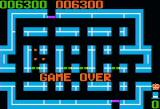 Lock 'n' Chase Apple II Game Over