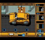 Illusion City - Gen'ei Toshi SEGA CD This strange vehicle will transport you through the city