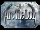 Arc the Lad PlayStation Title screen