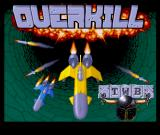 Overkill & Lunar-C Amiga CD32 Title screen for Overkill