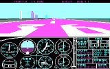 Scenery Collection: Set B DOS (SD#9, FS2) The new Meigs startup - purple runway? (CGA)