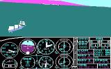 Scenery Collection: Set B DOS (Hawaii, FS2) Old ship flyby (CGA)