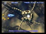 Gradius V PlayStation 2 A familiar looking end of level boss...