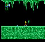 The Simpsons: Bart vs. the World NES The Ice Cave