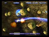 Gradius V PlayStation 2 Oh great, asteroids!!