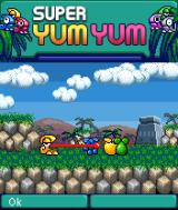 Super Yum Yum J2ME Level completed