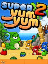 Super Yum Yum 2 J2ME Title screen