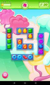 Candy Crush Jelly Saga Android Level 1